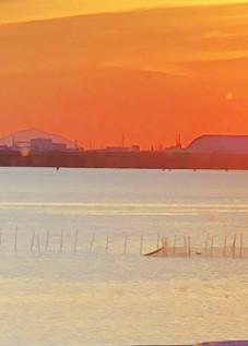 Chic Words | Ponte della Libertà | Sunset | Tramonto