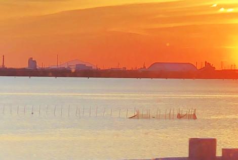 Chic Words   Ponte della Libertà   Sunset   Tramonto