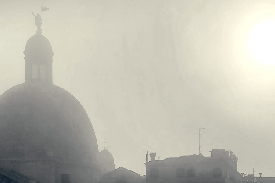 Chic Words | Diafano Veneziano | White | Bianco