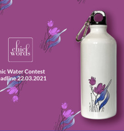 Chic Words | Chic Water Contest