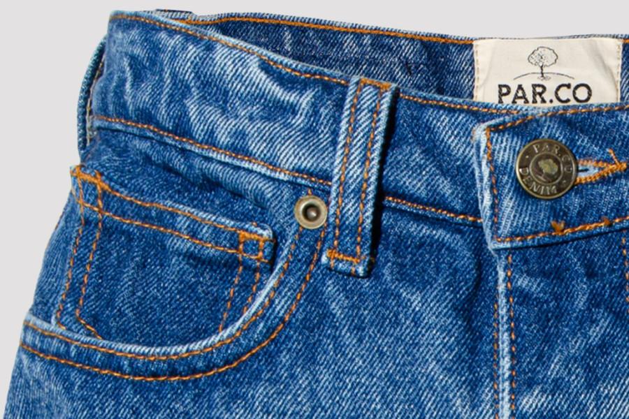 Chic Words | Interview Par.co Denim | jeans detail